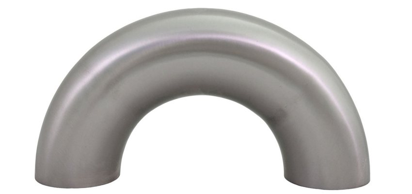 Buttweld 180 Degree Elbow Manufacturers in India
