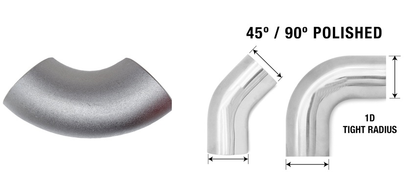Buttweld 1D Elbow Manufacturers in India