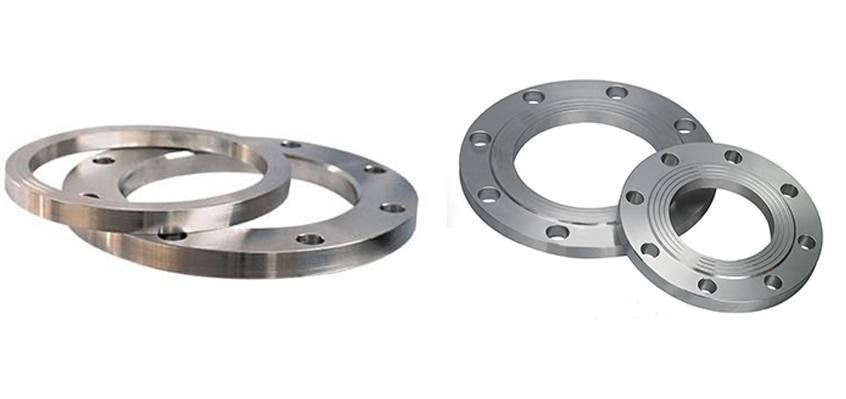 BS4504 Plate Flange