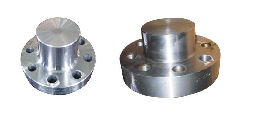 High Hub Blind Flange