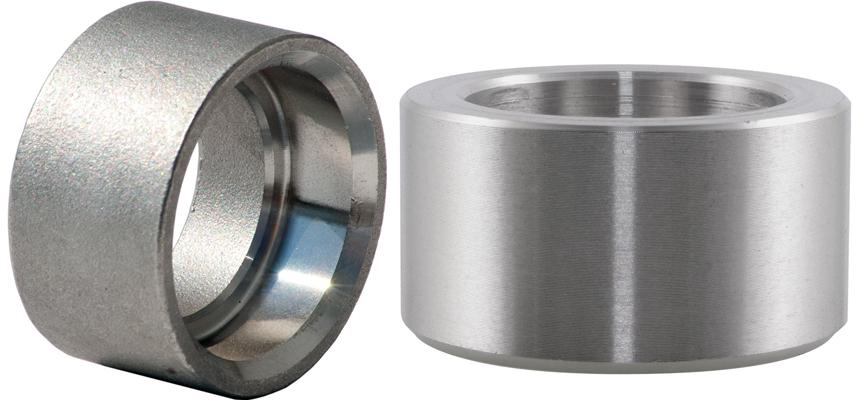 ASME B16.11 Socket Weld Half Coupling Manufacturers