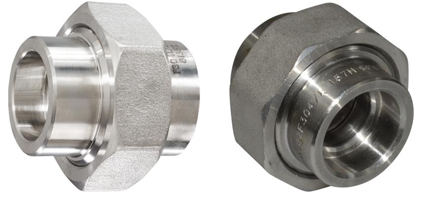 ASME B16.11 Socket Weld Union Manufacturers