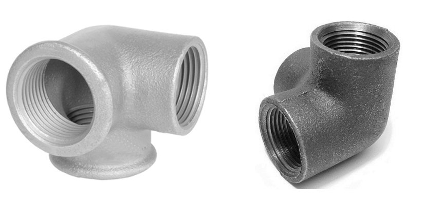 ASME B16.11 Threaded 90 Degree Outlet Elbow Manufacturers