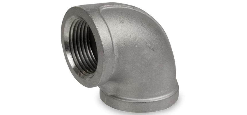 ASME B16.11 Threaded 90 Degree Elbow Manufacturers