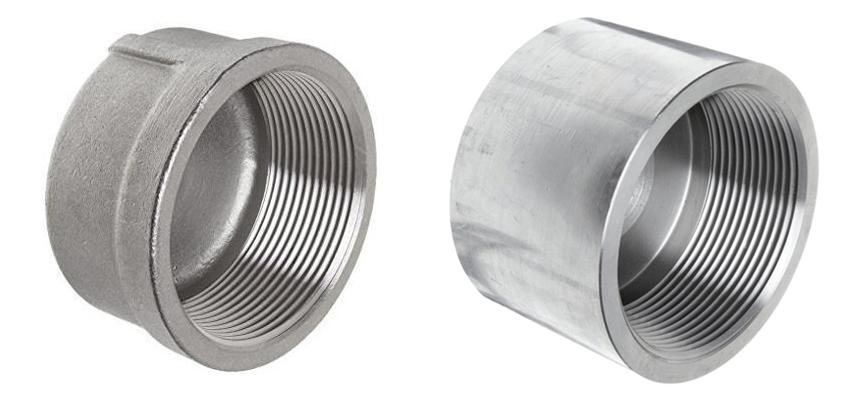 ASME B16.11 Threaded Pipe Cap Manufacturers