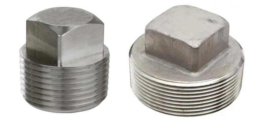 ASME B16.11 Threaded Square Head Plug Manufacturers