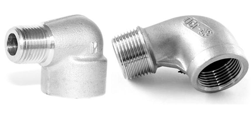 ASME B16.11 Threaded Street Elbow Manufacturers