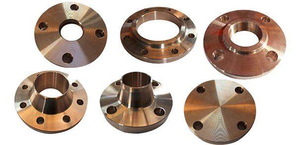Cupro Nickel 70/30 Flanges