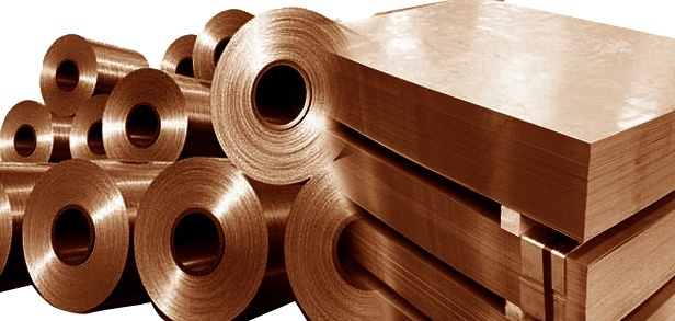 Cupro Nickel 70/30 Sheets Plates Coils
