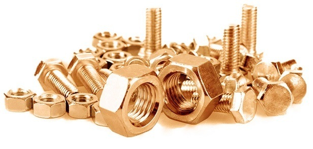 Cupro Nickel 90/10 Fasteners