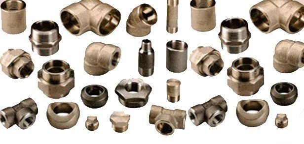 Cupro Nickel 90/10 Forged Fittings
