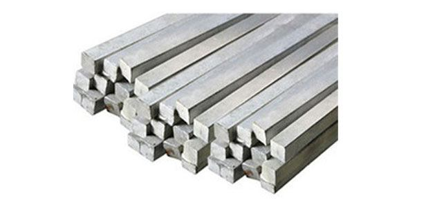 Stainless Steel Square Bars & Rod