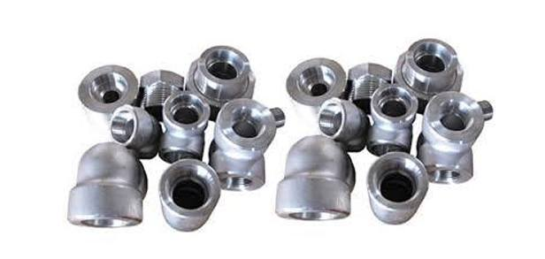 Titanium Gr 2/Gr 5 Forged Fittings