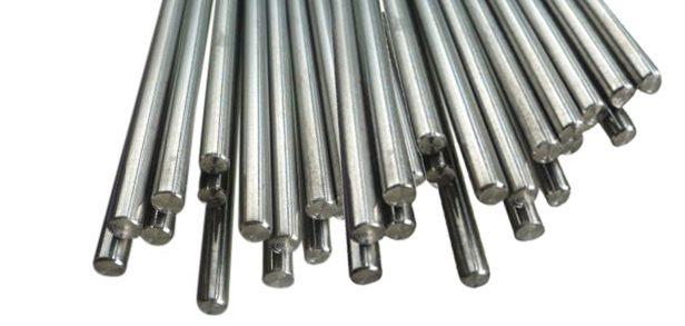Titanium Gr 2/Gr 5 Round Bars