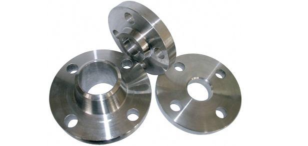 Titanium Gr 2/Gr 5 Flanges